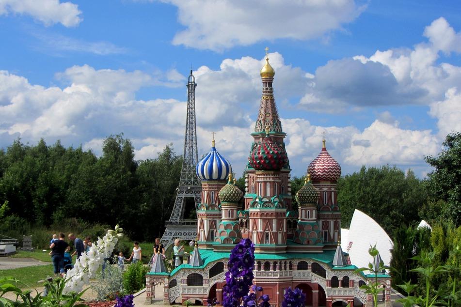 In der Miniwelt könnt Ihr an einem Tag auf Weltreise gehen.