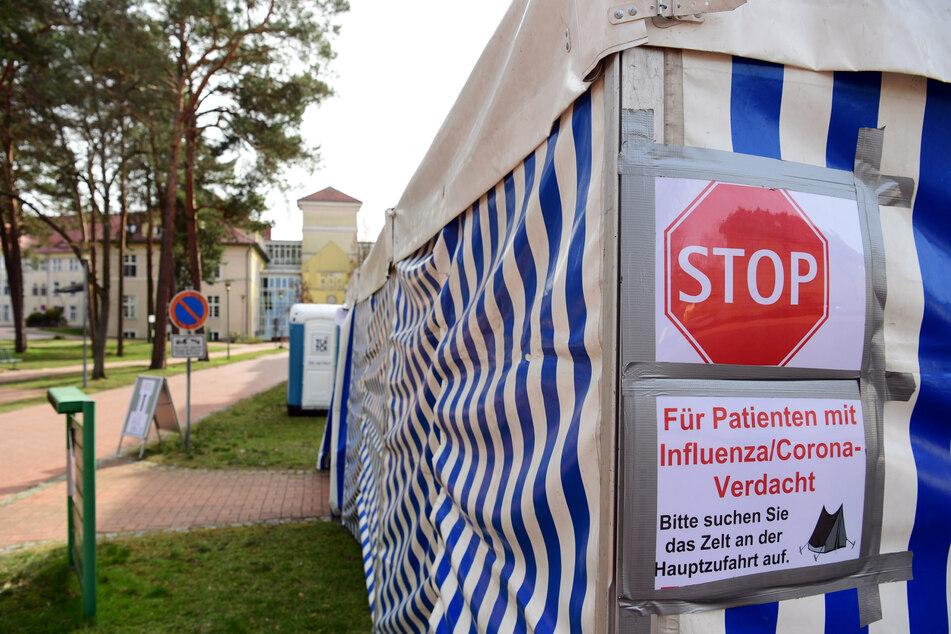 Das Johanniter-Krankenhaus in Treuenbrietzen bietet 154 Betten und fünf tagesklinische Behandlungsplätze.