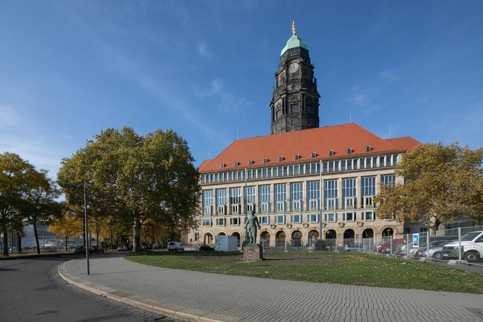 Impfaktionen sind einer Auflistung im Internet zufolge etwa im Neuen Rathaus Dresden geplant.