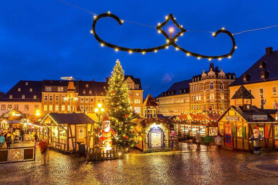 Annaberg sagt traditionellen Weihnachtsmarkt ab