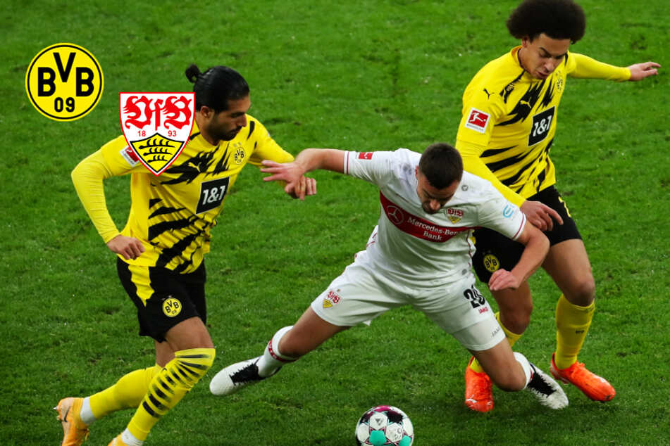 VfB-Gala! Stuttgart spielt BVB her und blamiert den Favoriten bis auf die Knochen