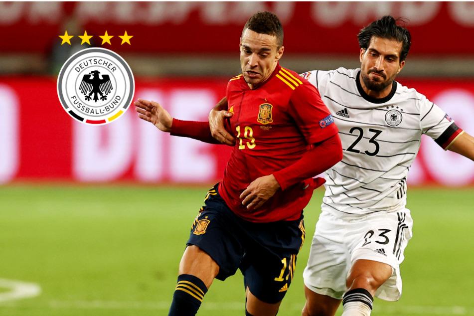 Deutschland kassiert gegen Spanien im Gigantenduell Last-Minute-Ausgleich!