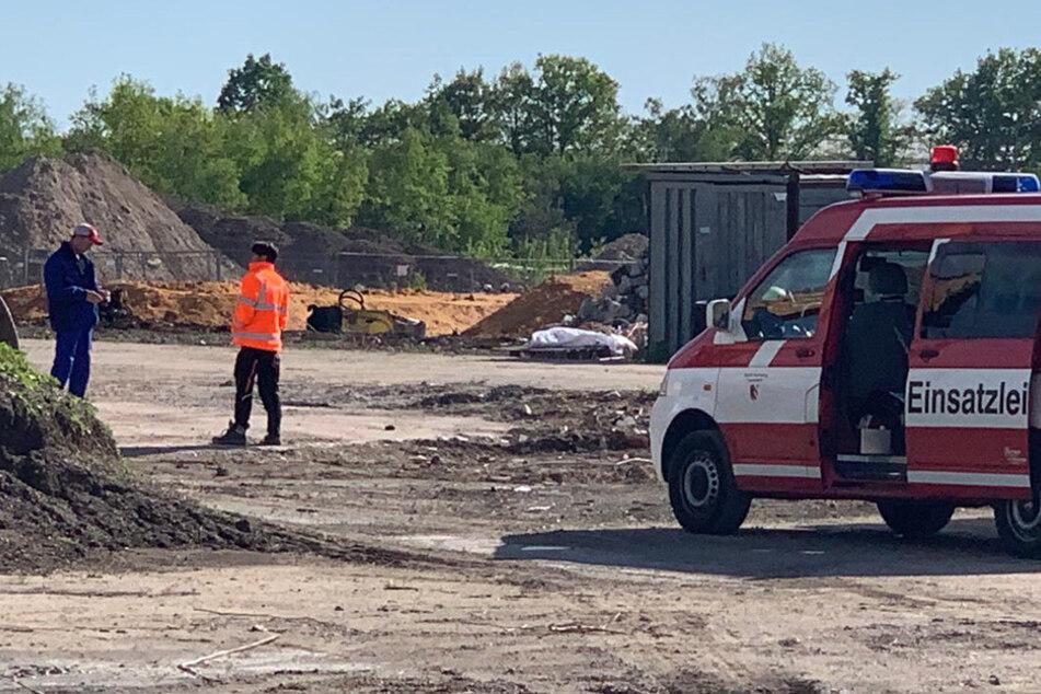 Zweiter Fund in zwei Tagen: Fliegerbombe auf Baustelle entdeckt