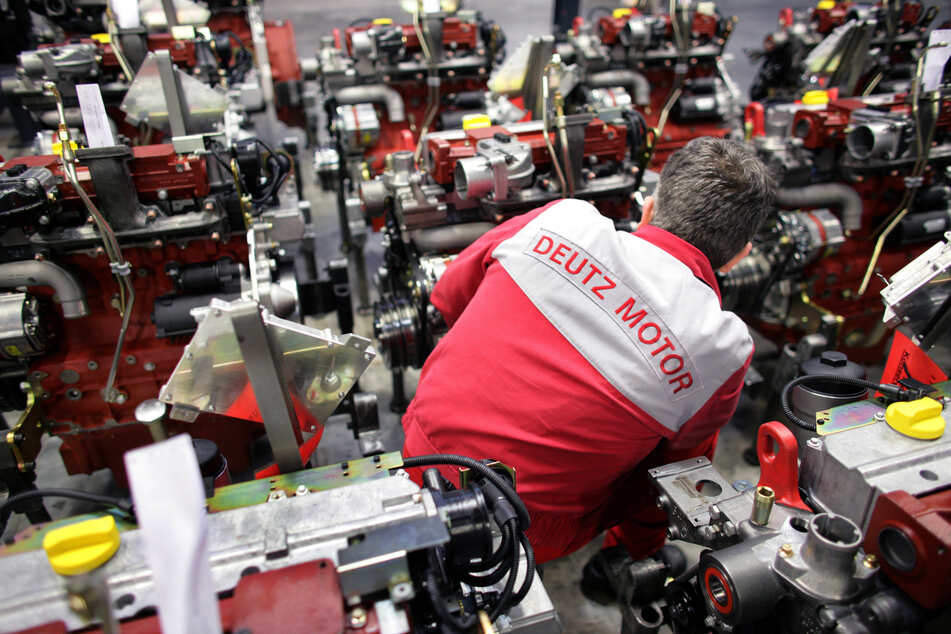 Corona trübt Motoren-Geschäft bei Deutz in Köln