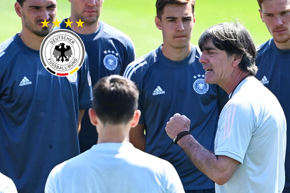 DFB-Team droht bei weiterer Pleite das EM-Aus! Joachim Löw hält vor Portugal-Duell emotionale Ansprache