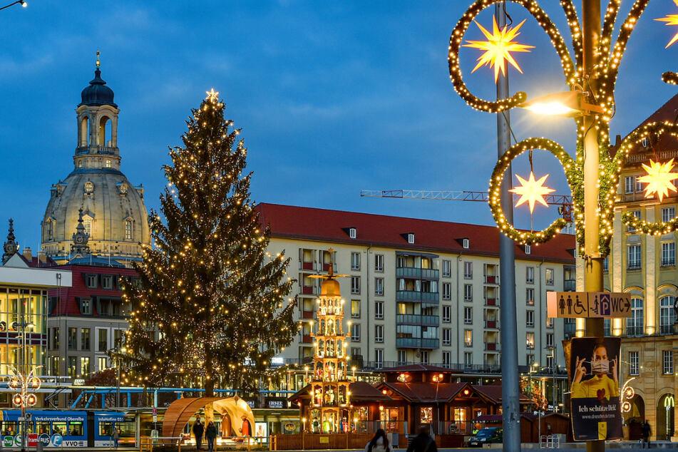 Dresden: So teuer war (k)ein Striezelmarkt 2020