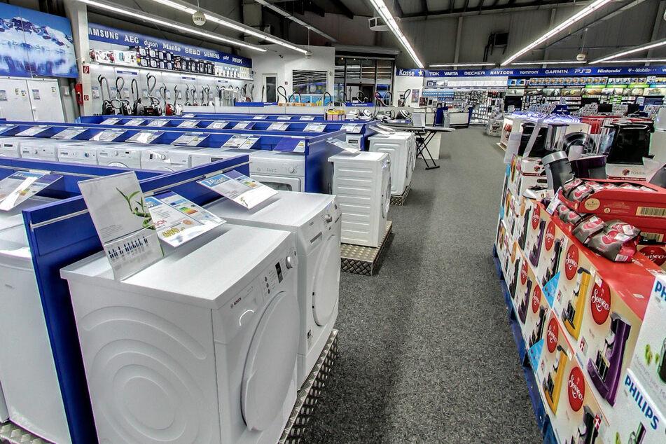Waschmaschinen, Trockner und vieles mehr gibt's hier bis zu 43% günstiger!