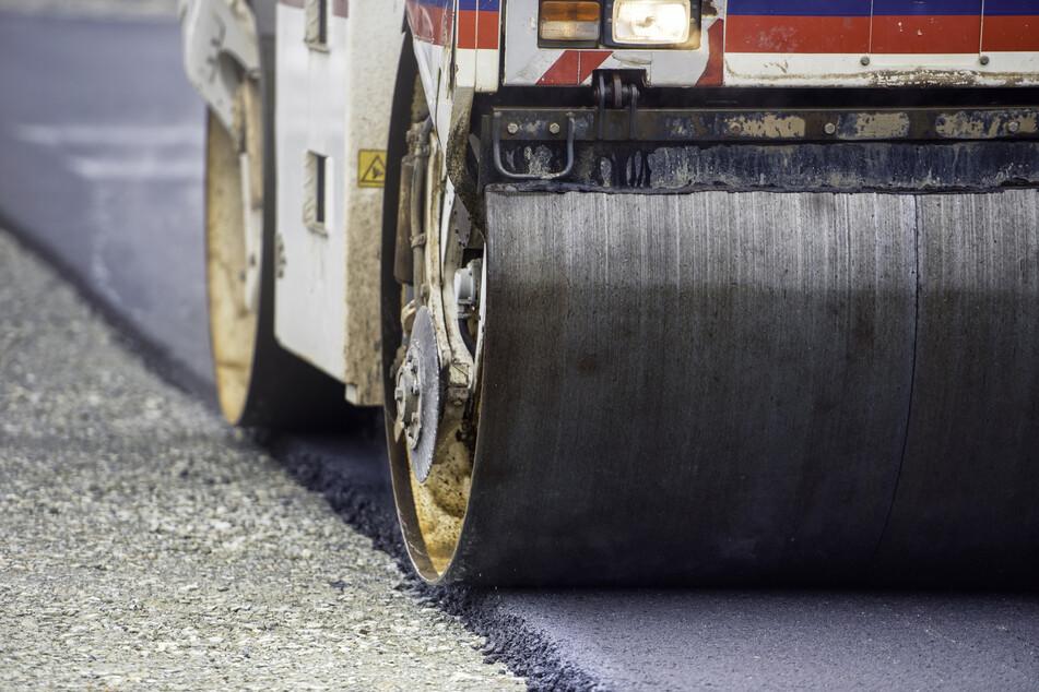 Baustellen Chemnitz: Ausbau der B180: Verzögerung schon vor Baustart
