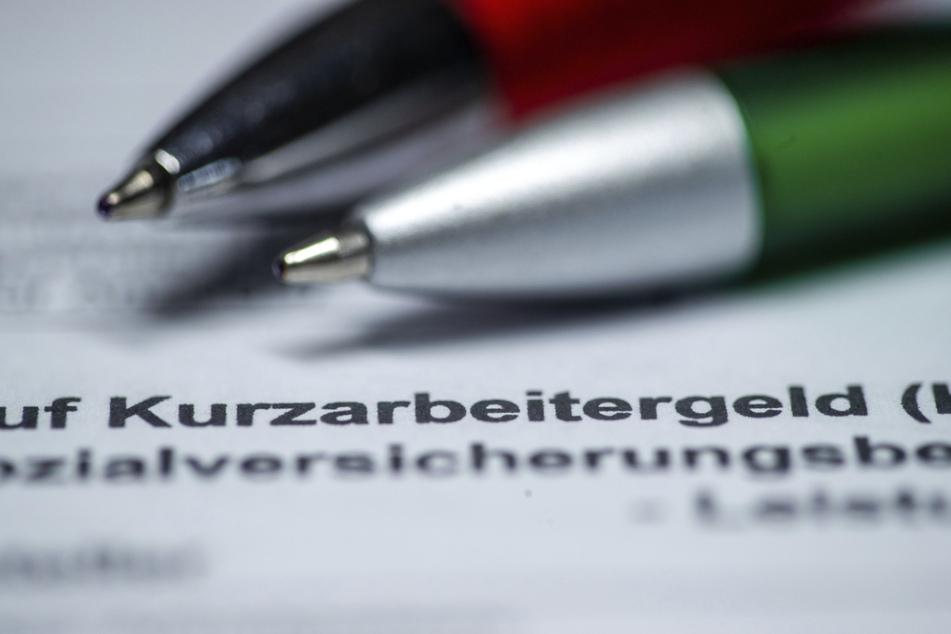 In Thüringen hat das Kurzarbeitergeld Schätzungen zufolge bis zu 145.000 Menschen vor der Arbeitslosigkeit gerettet. (Symbolbild)