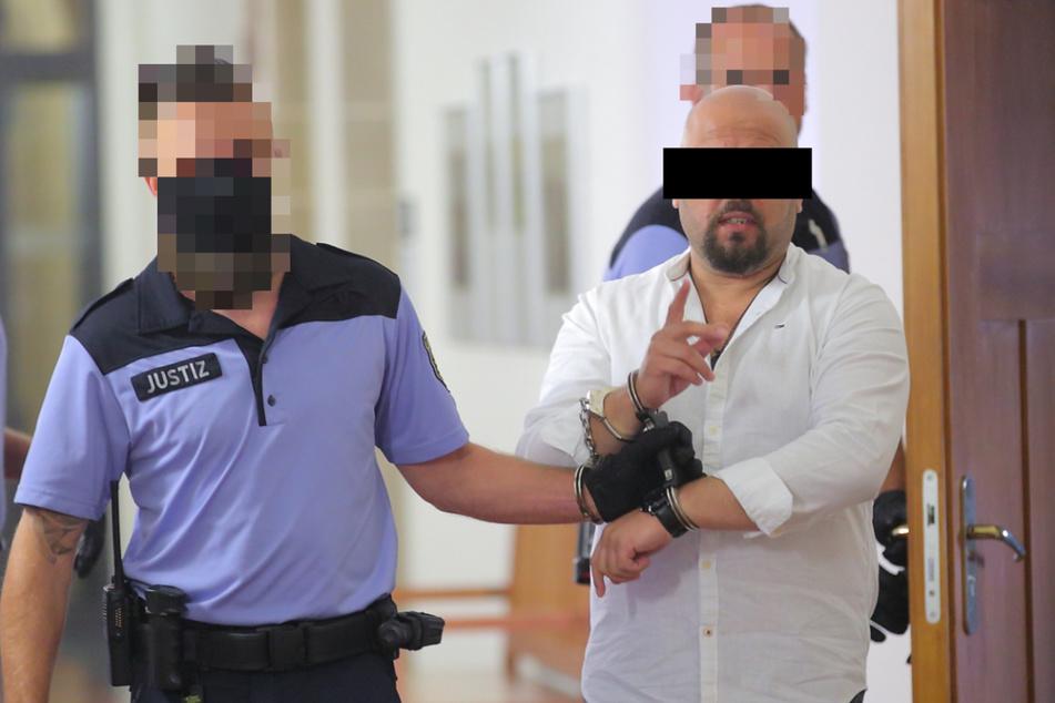 Serien-Stalker Josef A. (40) muss mehrere Jahre hinter Gitter.