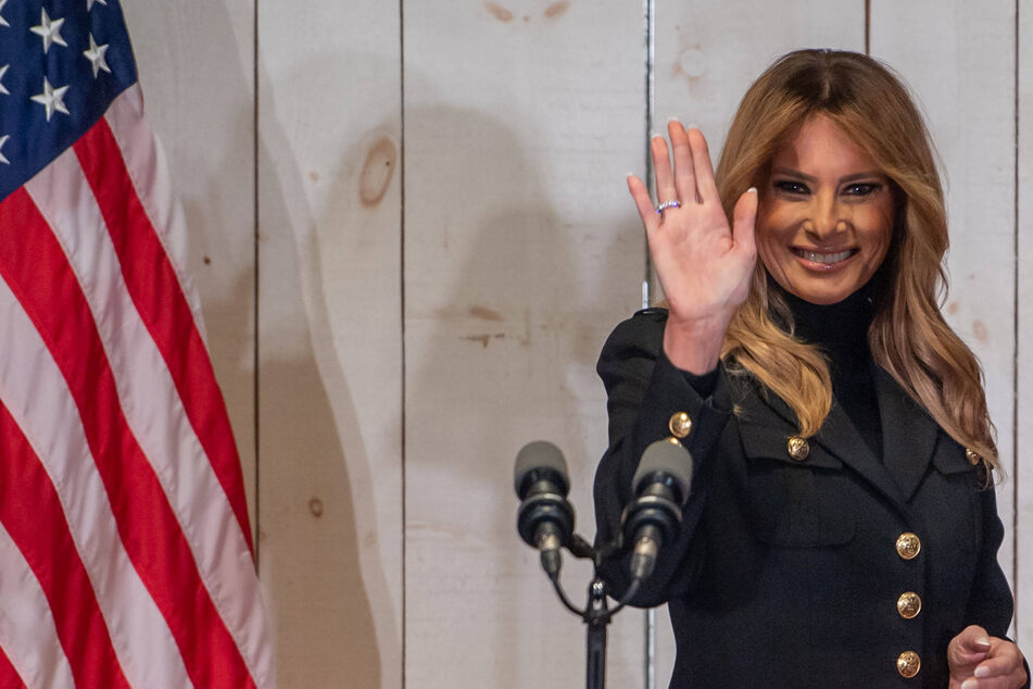 Melania Trump reportedly wants to get a divorce as soon as possible