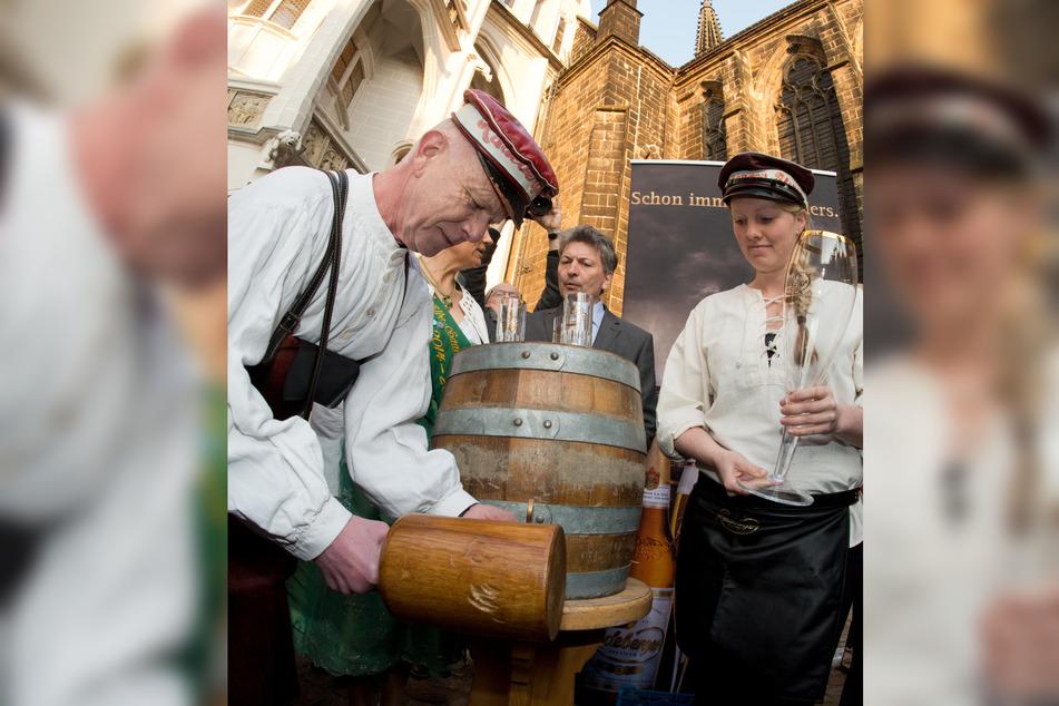 Den Brauereien fehlen unter anderem Volksfeste oder Jubiläen.