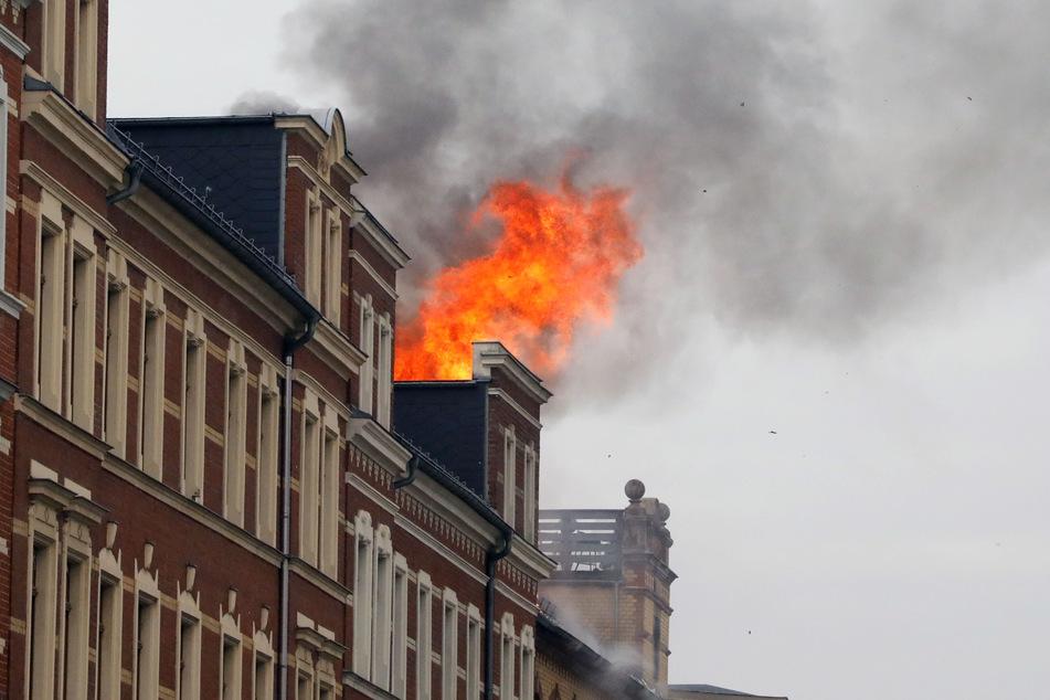 Nach Untersuchungen gibt es erste Erkenntnisse zur Ursache des Brandes auf dem Sonnenberg.