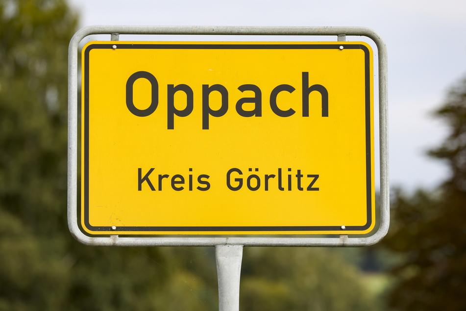 Das kleine Oppach wurde zum Thema der großen Politik.