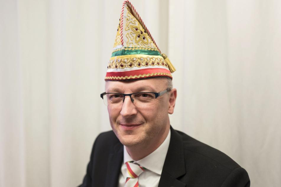Klaus-Ludwig Fess, der Präsident des BDK. (Archivfoto)