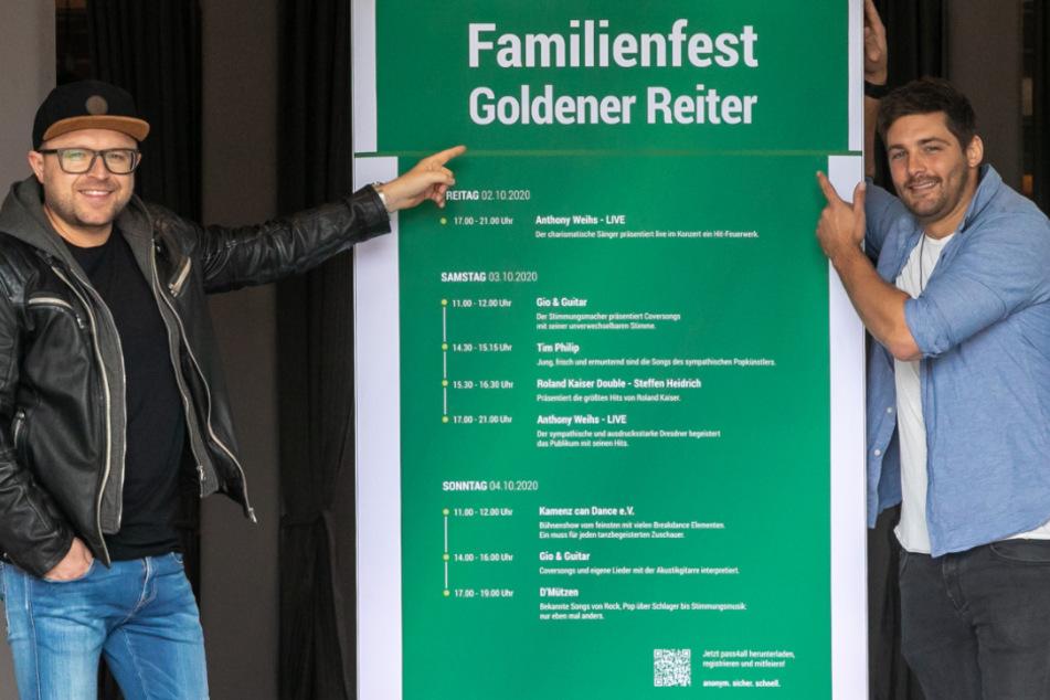 Dresden: Hauptstraßenfest & Co.: Partymeile zum Einheits-Wochenende!