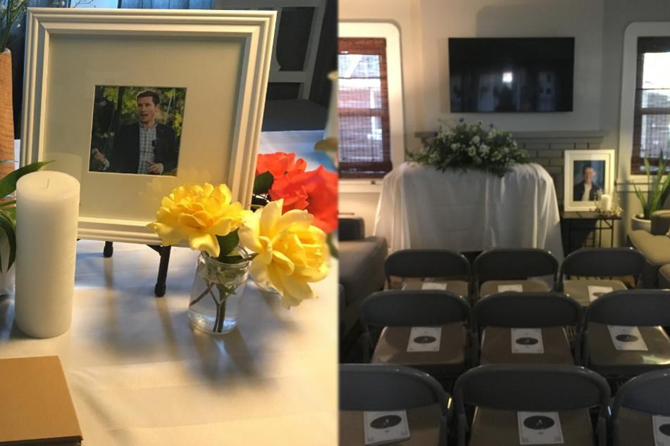 Mann platzt in eigene Trauerfeier: Dann wird es noch kurioser