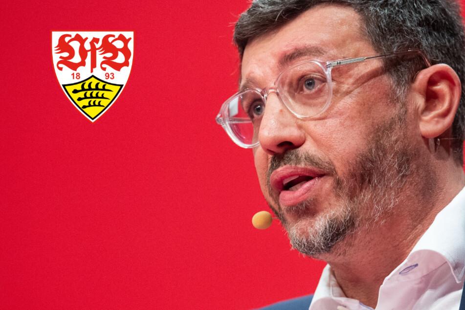 Machtkampf beim VfB: Für Präsident Vogt ist das Schlimmste überstanden