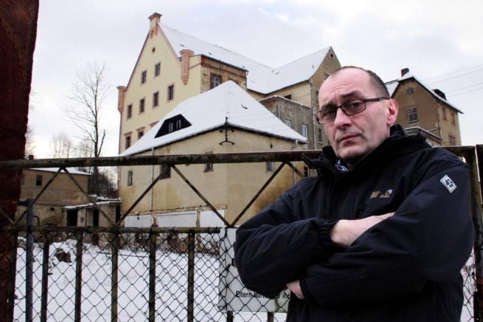 Bürgermeister entsetzt über KZ-Ankündigung für Rittergut