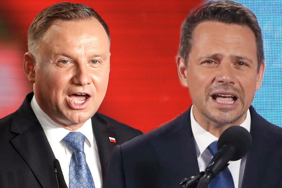 Kritik: Berichtet Polens Sender TVP zu einseitig über Präsidentenwahl?