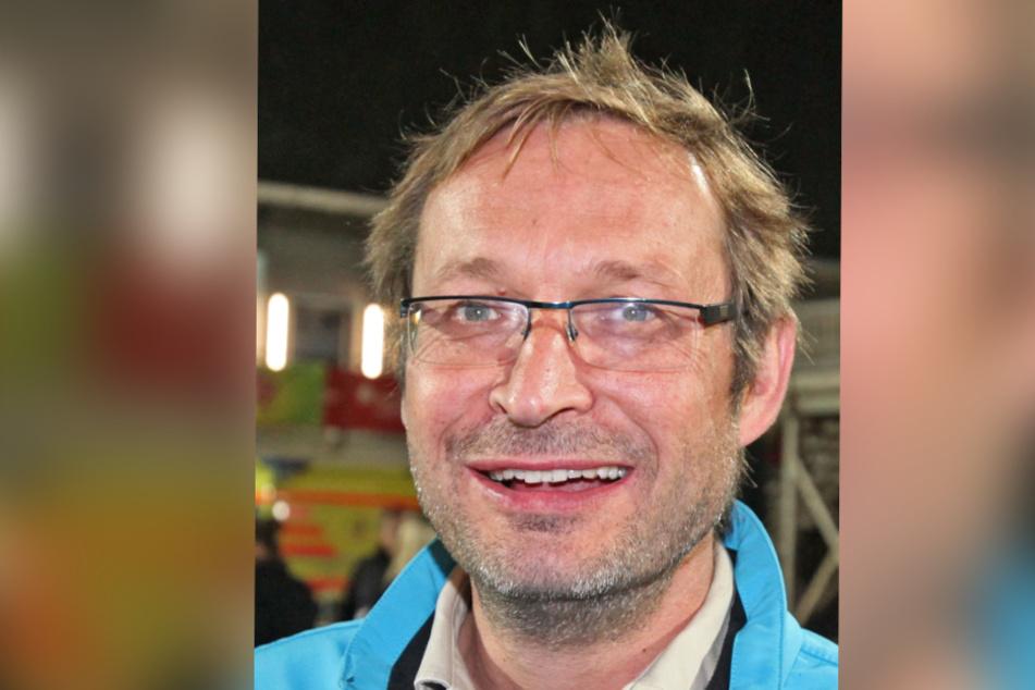 VSC-Geschäftsführer Alexander Ziron.