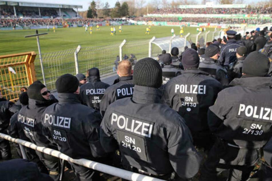 Derbys ohne Gästefans? Genau dagegen wollen die Ultras der BSG Chemie Leipzig nun vorgehen.