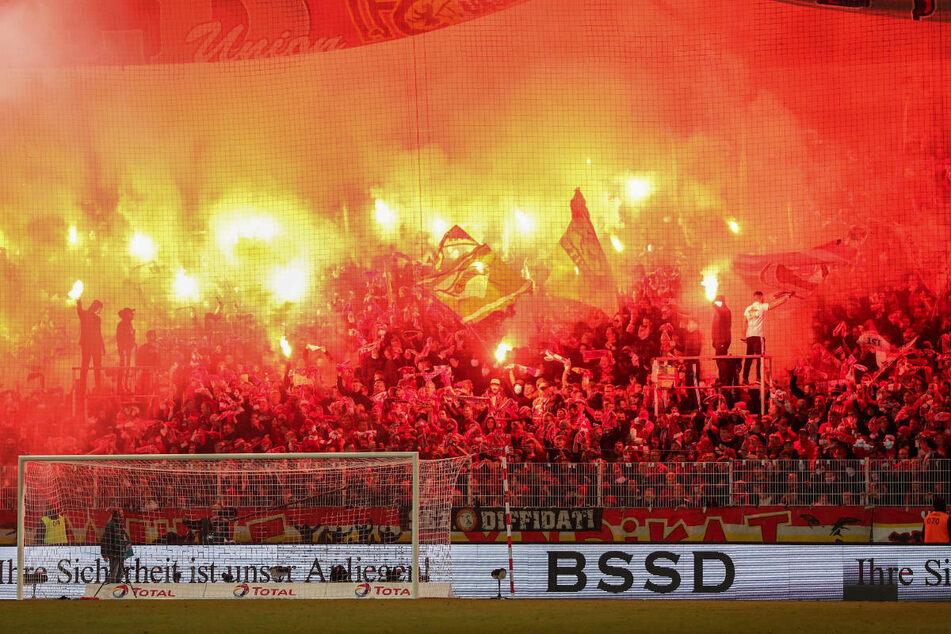 Das vorerst letzte Hauptstadtderby mit Zuschauern fand im November 2019 in hitziger Atmosphäre im Stadion An der Alten Försterei statt.