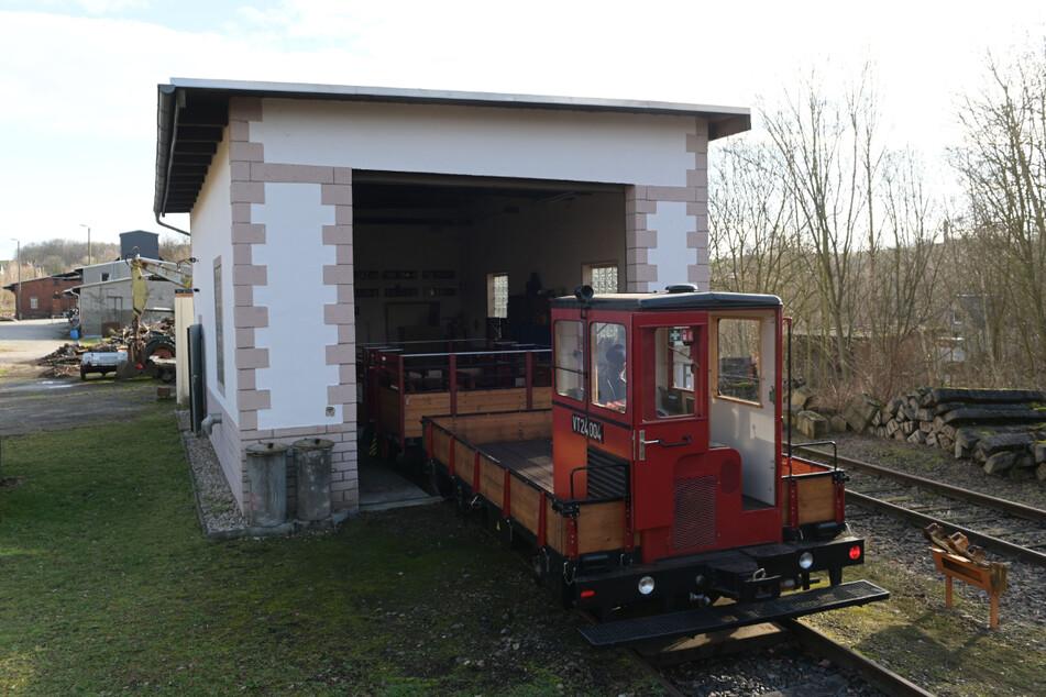 Chemnitz: Corona-Schutzverordnung verbietet Osterfahrten mit Chemnitztalbahn