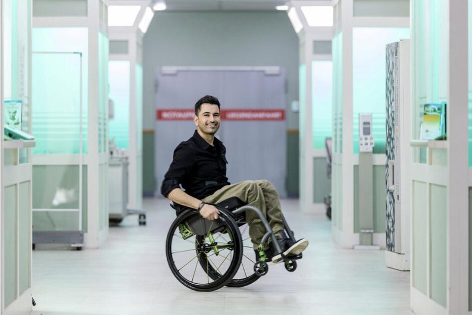 """Tan Caglar (41) spielt bei """"In aller Freundschft"""" den Viszeralchirurg Dr. Ilay Demir."""