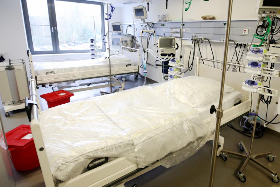 Die Zahl der Intensivbetten in Baden-Württemberg wird erhöhrt.
