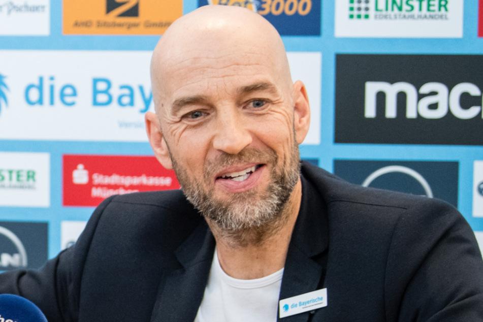 Lohn für die gute Arbeit: Der TSV 1860 München hat den Vertrag mit Geschäftsführer Günther Gorenzel (49) verlängert.