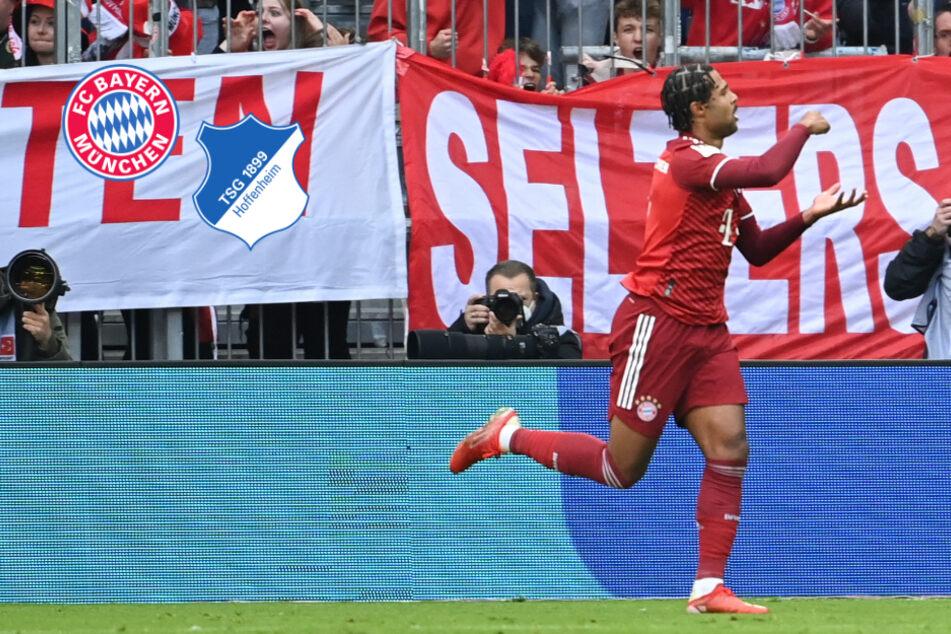 Sieg mit Leichtigkeit! FC Bayern zerlegt harmlose Hoffenheimer