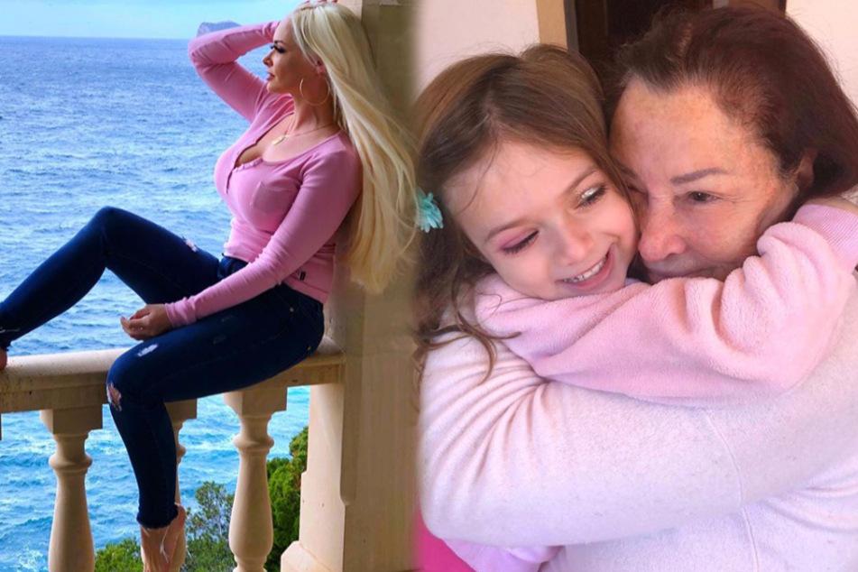 Daniela Katzenberger: Daniela Katzenberger postet süßes Bild, dann bekommt sie Hass zu spüren