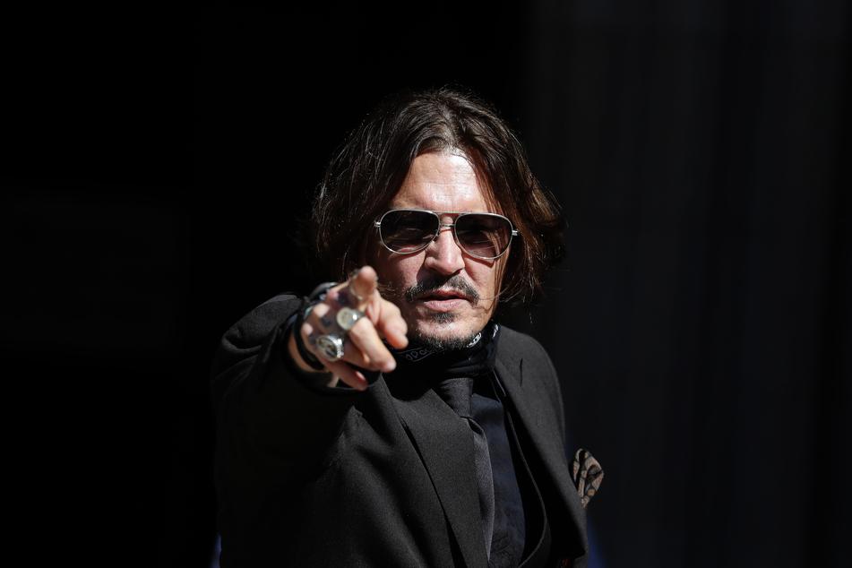 Johnny Depp (57) wurde sein Vertrag aufgekündigt.