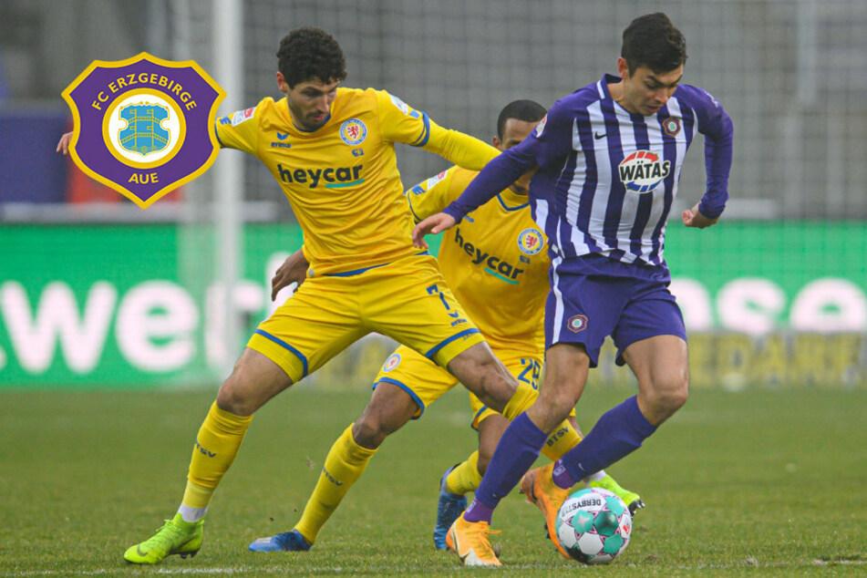 Nach Aues 3:1-Sieg gegen Braunschweig: Ein Sonderlob für Strauß