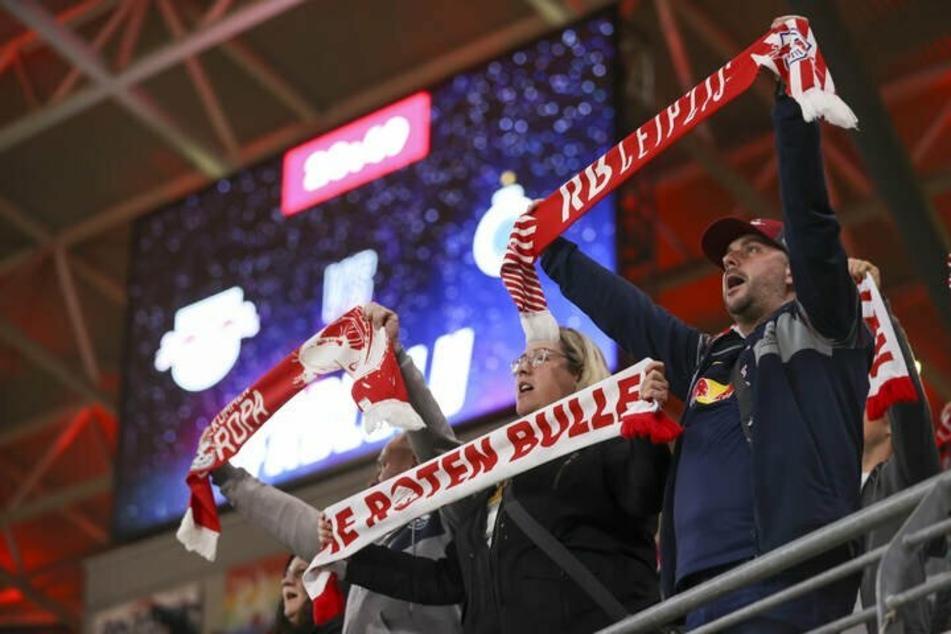 Ab dem 3. November werden bei RB Leipzig Fans nur noch nach der 2G-Regel ins Stadion gelassen.