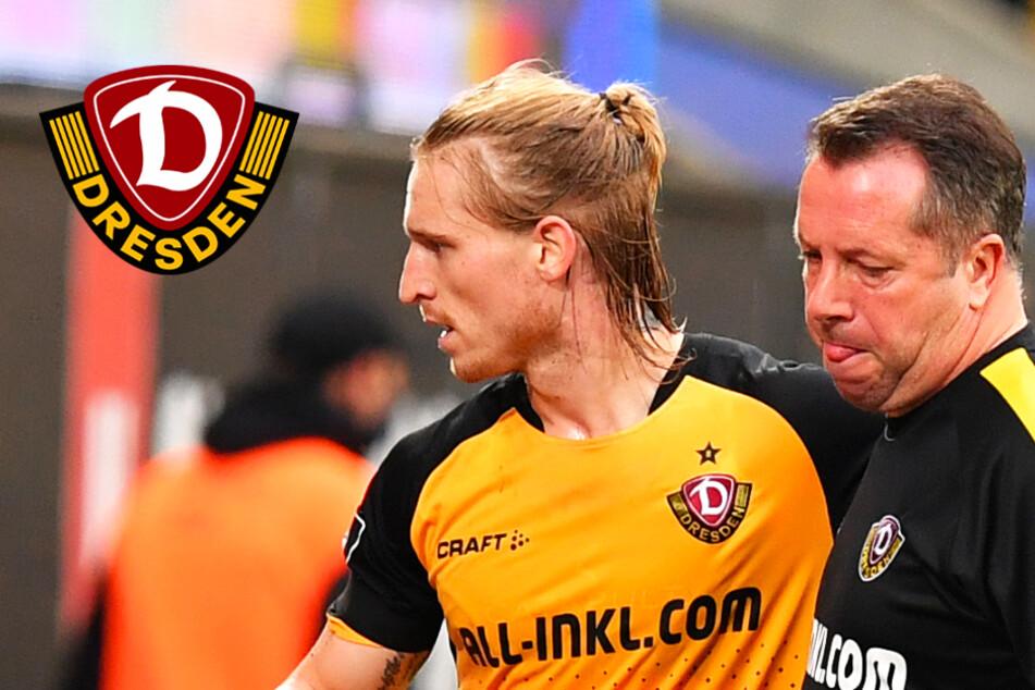 """Dynamo-Coach Kauczinski lobt Stefaniak: """"Vorbild von der ersten Minute an!"""""""