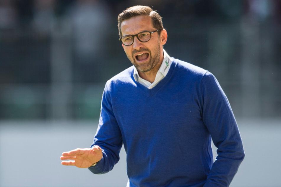 So trainiert Ex-HSV-Coach Zinnbauer seine Spieler im Corona-Lockdown