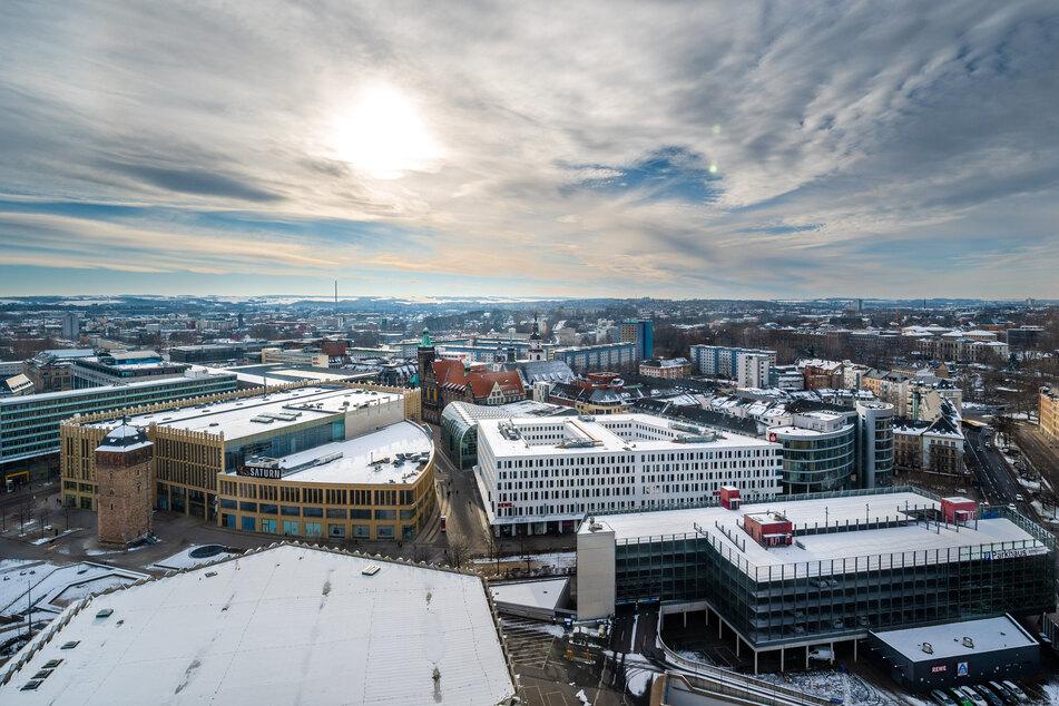 Die Stadt Chemnitz verlor auch im Jahr 2020 zahlreiche Einwohner.