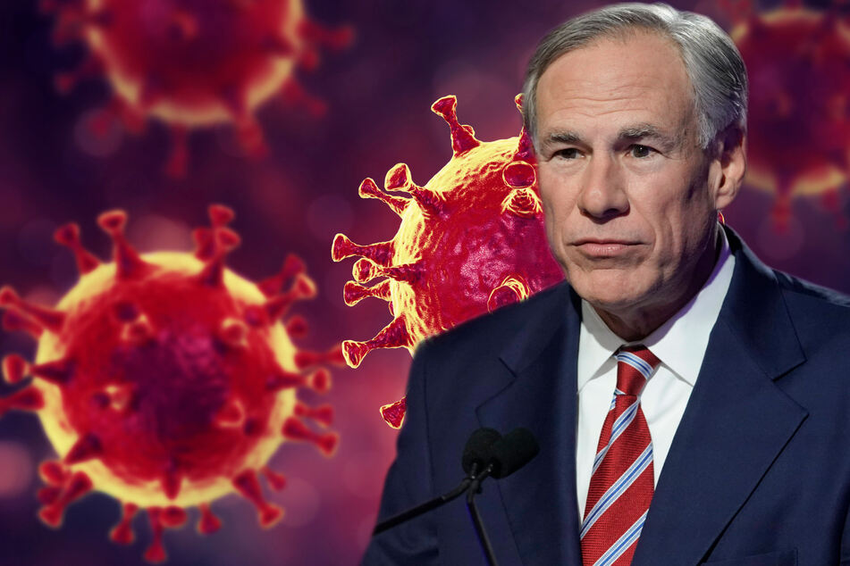 Texas Governor Greg Abbott tests positive for Covid-19 after banning local mask mandates