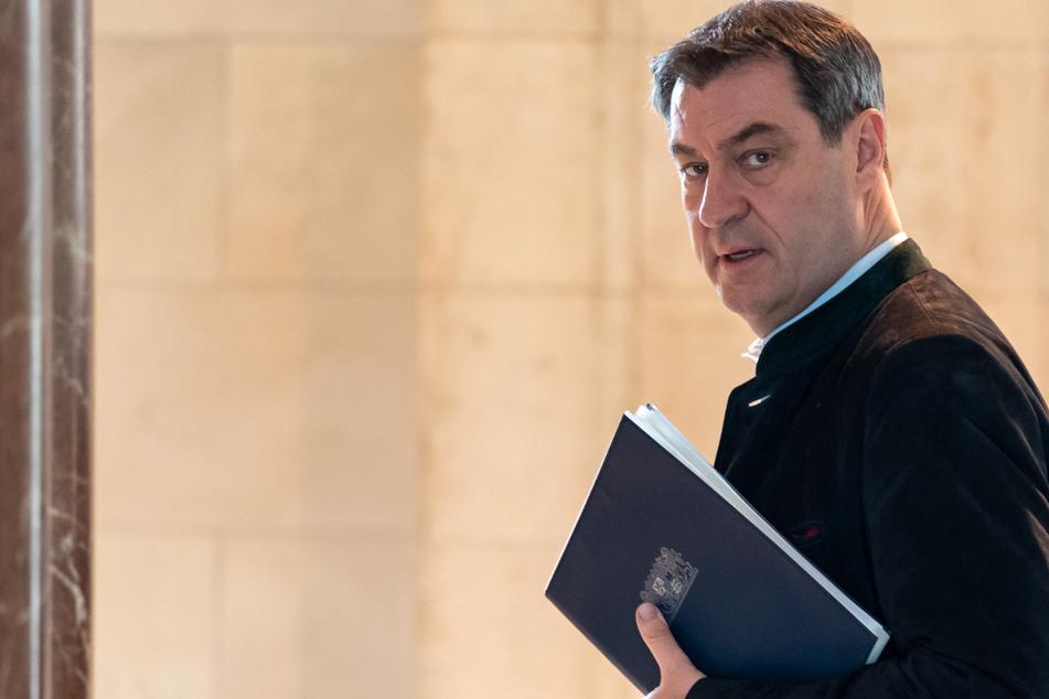 Der bayerische Ministerpräsident Markus Söder (53, CSU). (Archivbild)