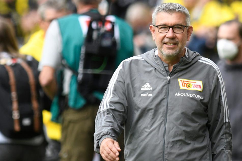 Union-Trainer Urs Fischer (55) stellte seiner Mannschaft trotz der Niederlage dennoch ein gutes Zeugnis aus.