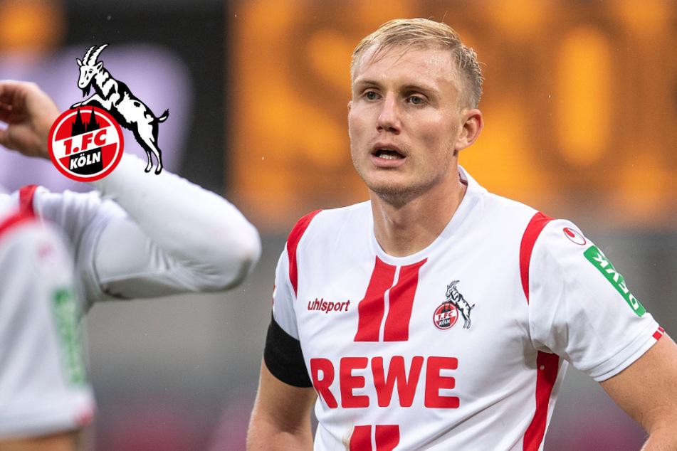 Nach 100 Spielen für den 1. FC Köln: Vertrag mit Frederik Sörensen vorzeitig aufgelöst