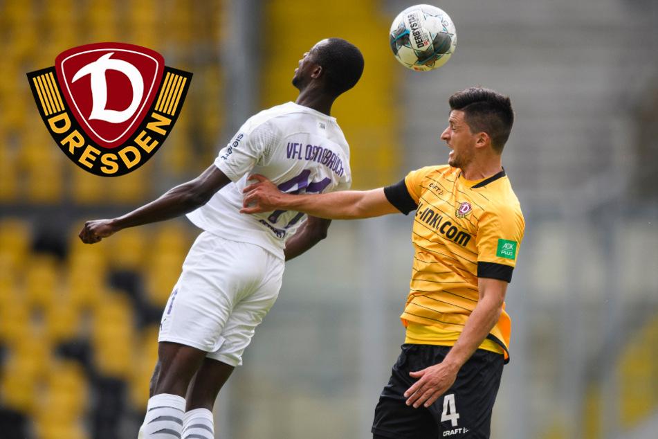Dynamo verschenkt 2:0-Führung und steigt als Letzter ab