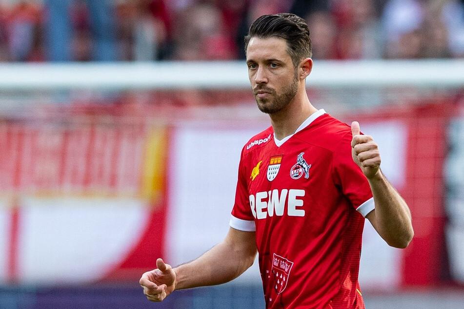 Schalke-Leihgabe Mark Uth (28) kann sich vorstellen, weiter für den 1. FC Köln zu spielen. (ältere Aufnahme)