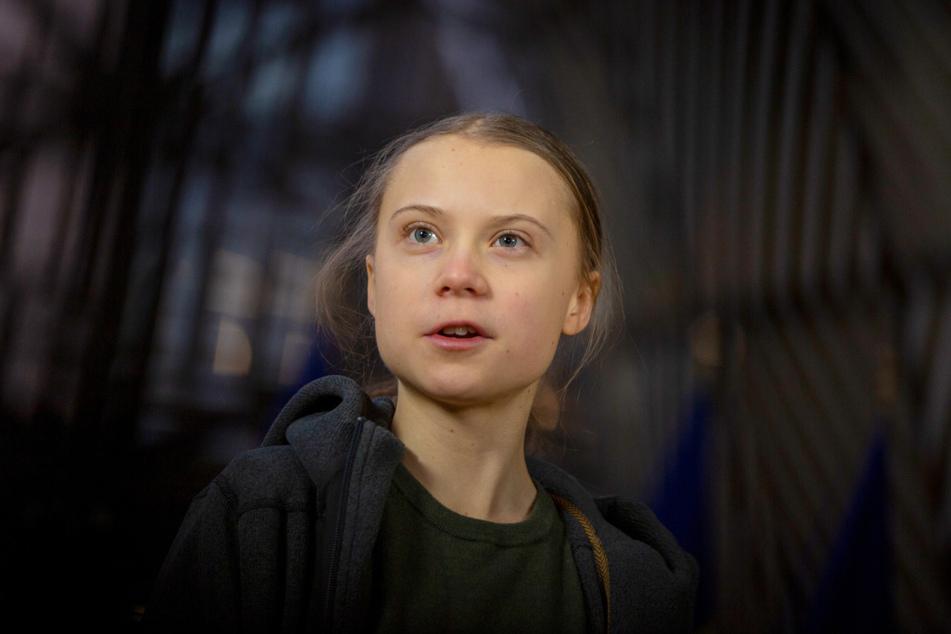 Die schwedische Klimaaktivistin hat sich die Behörden in Kopenhagen vorgeknöpft.