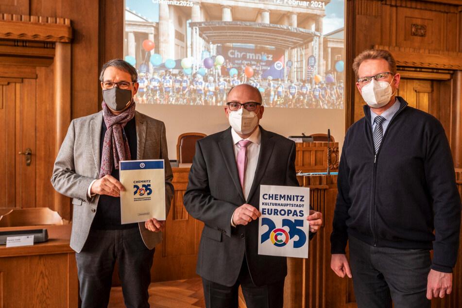 Chemnitz gründet eine Kulturhauptstadt-GmbH
