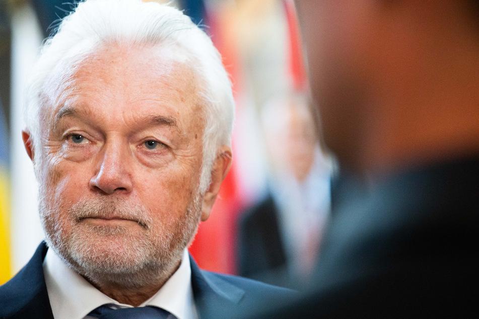 FDP-Vizevorsitzende Wolfgang Kubicki (68). (Archivbild)