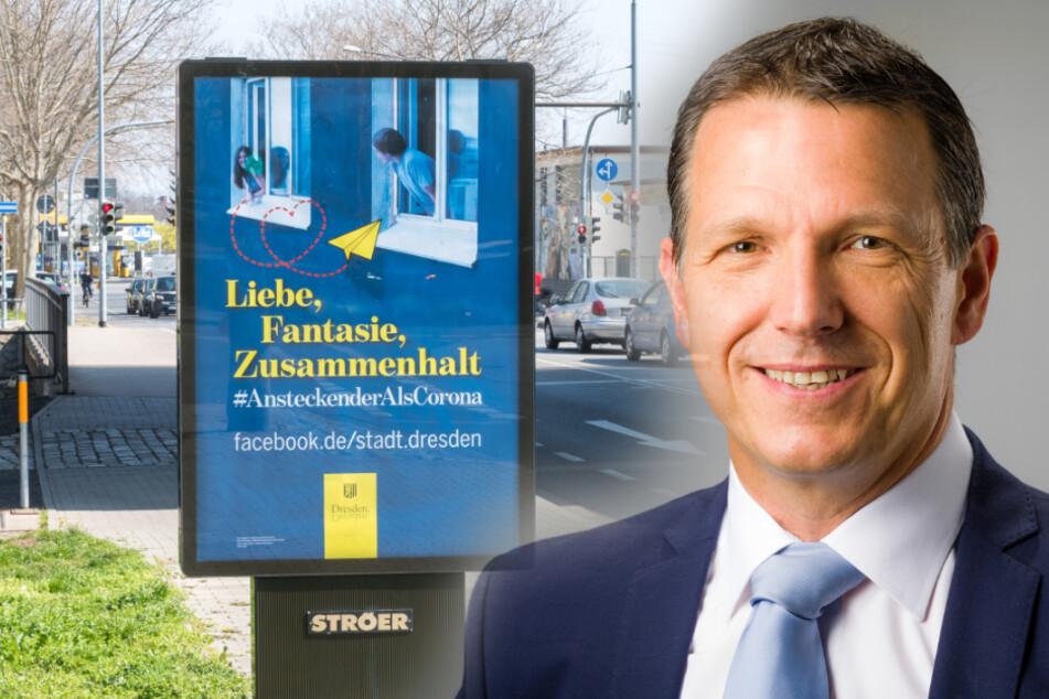 Fachmann für Marketing: HTW-Professor Ralph Sonntag (51).