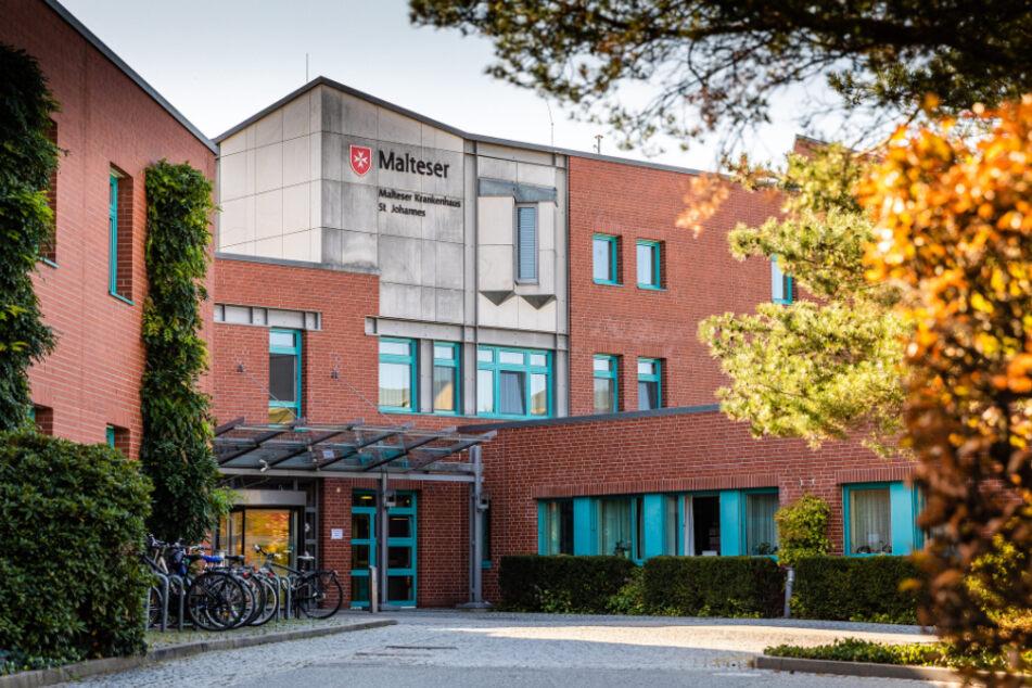 Das Malteser-Krankenhaus in Kamenz.